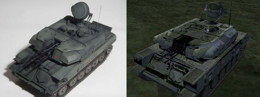 My RC Shilka model - OFFTOPIC - Bohemia Interactive Forums